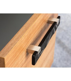 Poignée et bouton de meuble Série Bambu 0207 par Viefe