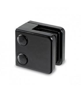 Pince a verre à talon plat - modèle 21 - Zamak noir 9005 mat