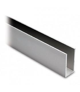 Profil aluminium de 20 x 12 x 20 mm