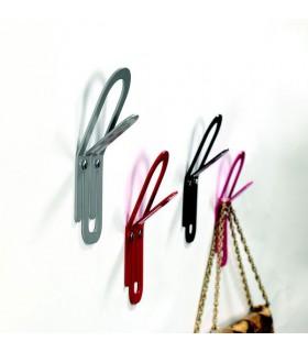 Patère design série Clip by Bolis Italia
