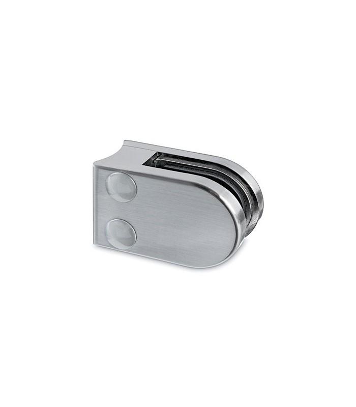 Pince à verre pour tube - modèle 27 - Zamak effet inox brossé