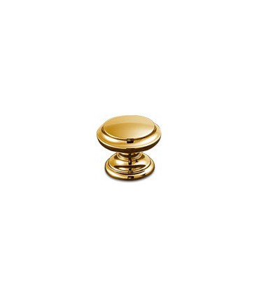 Poignée bouton de meuble série VERG.8461 Ø 35 mm