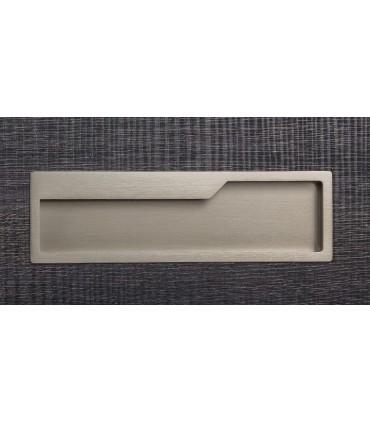 Poignée cuvette rectangulaire série Pocket