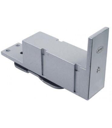 Pivot inférieur à fermeture automatique pour porte en bois