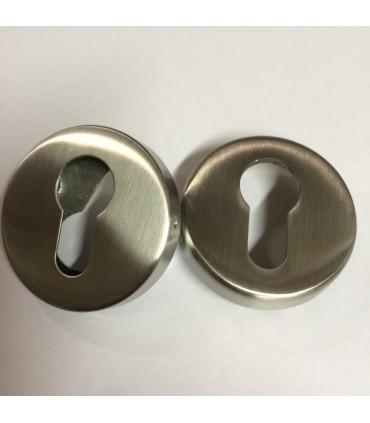 Rosace de protection ronde double inox aisi 304
