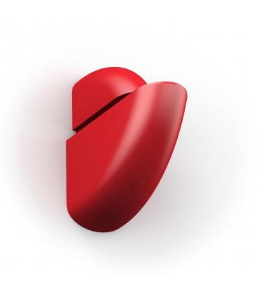 Support d'étagère Gondola rouge