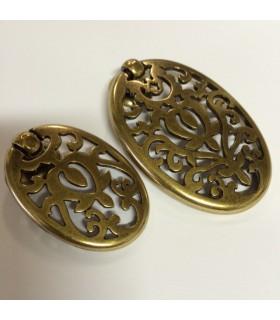 Poignée bouton pendant Alhambra