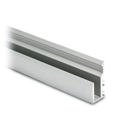 Rail de fixation pour miroir d'épaisseur 4 à 6 mm