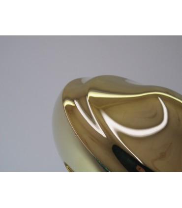 Poignées finition dorée pour meuble