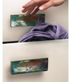 Poignée de meuble céramique Raku