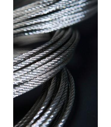 Câble inox